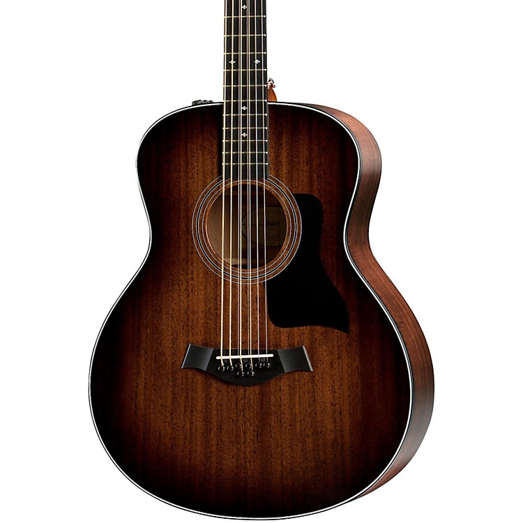Taylor 300 Series 326e-Bari-8-LTD Limited Edition Baritone 8-String Grand Symphony Acoustic-Electric Guitar Natural