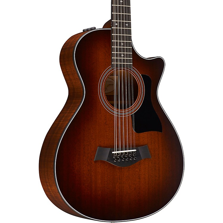 Taylor 300 Series 362ce Grand Concert 12-Fret 12-String Acoustic-Electric Guitar Shaded Edge Burst