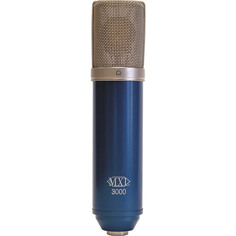 MXL3000 Large-Diaphragm Condenser Microphone