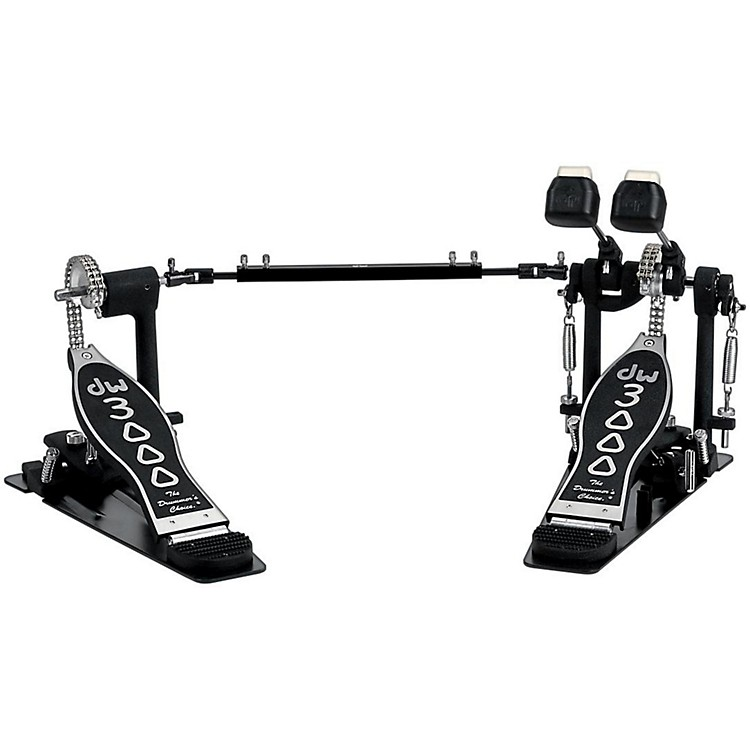 DW3000 Series Double Bass Drum Pedal