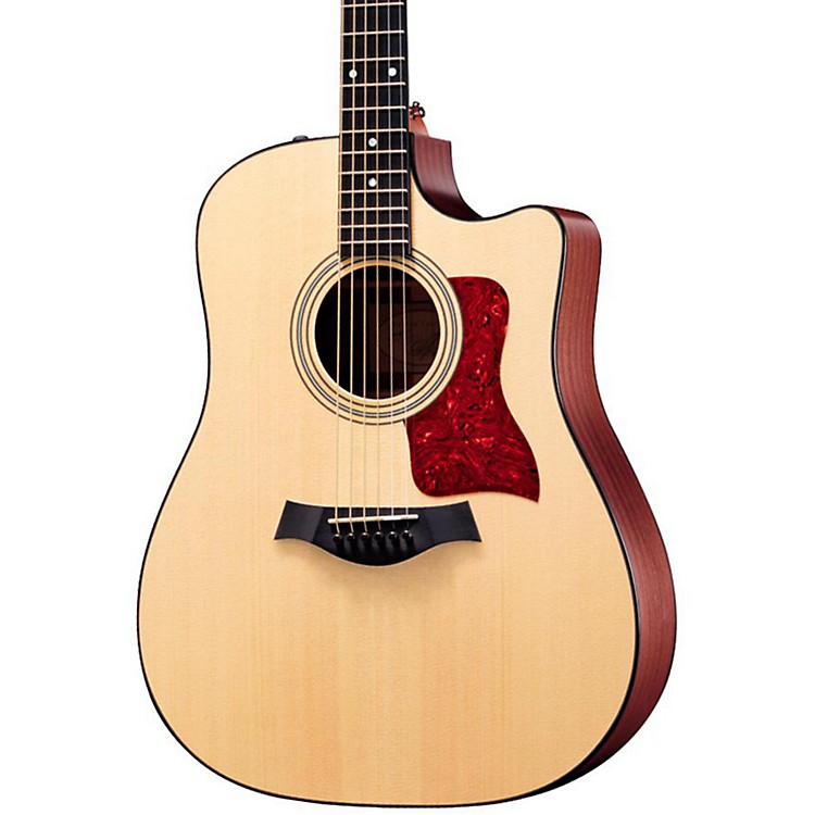 Taylor 310ce Sapele/Spruce Dreadnought Cutaway Acoustic-Electric Guitar