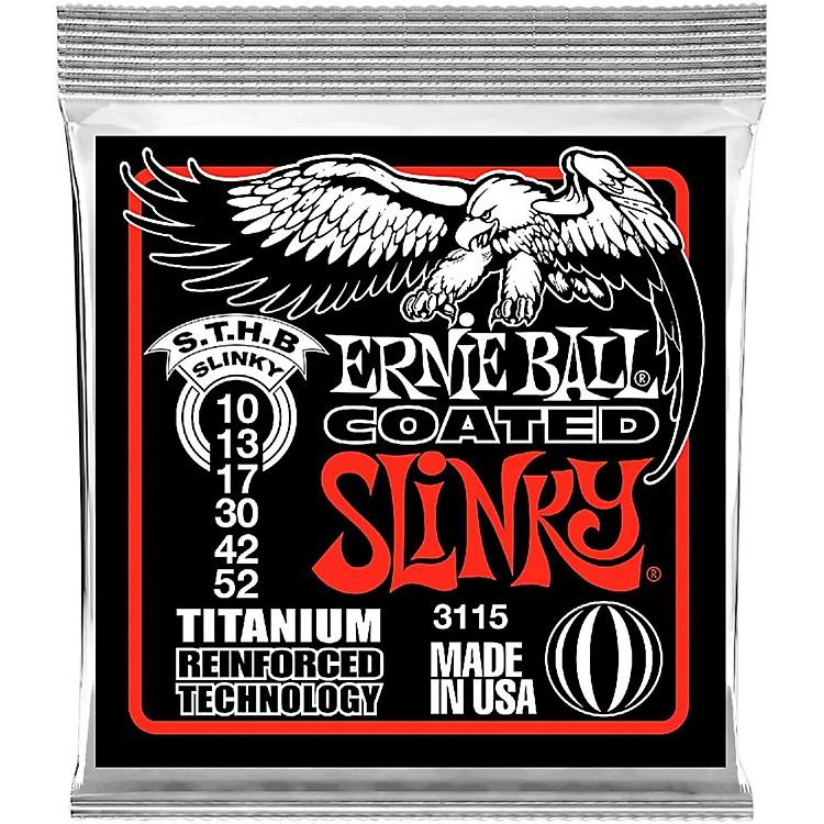 Ernie Ball3115 Coated Electric STHB Slinky Guitar Strings