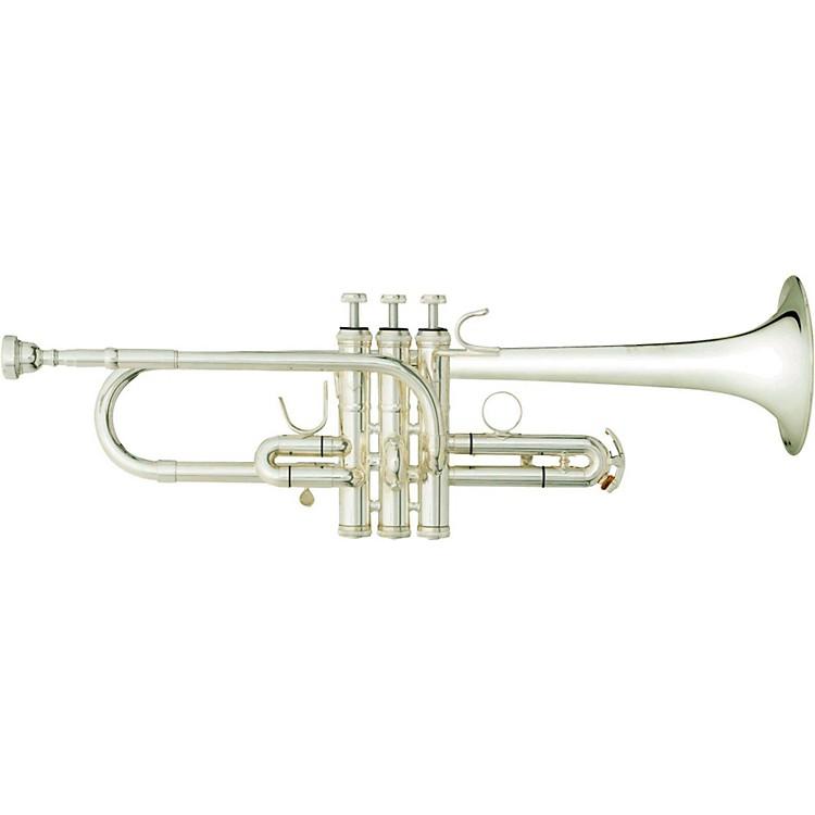 B&S3116 Challenger II Series Eb/D TrumpetSilver