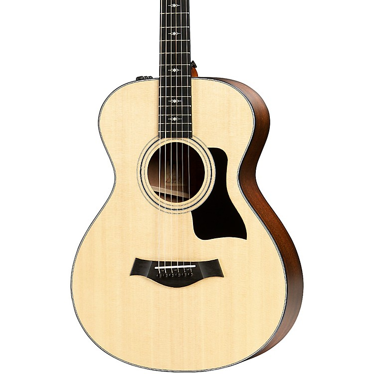 Taylor 312e 12-Fret V-Class Grand Concert Acoustic-Electric Guitar Natural