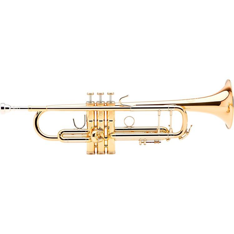 B&S3137G-L Challenger I Series Bb TrumpetLacquerGold Brass Bell