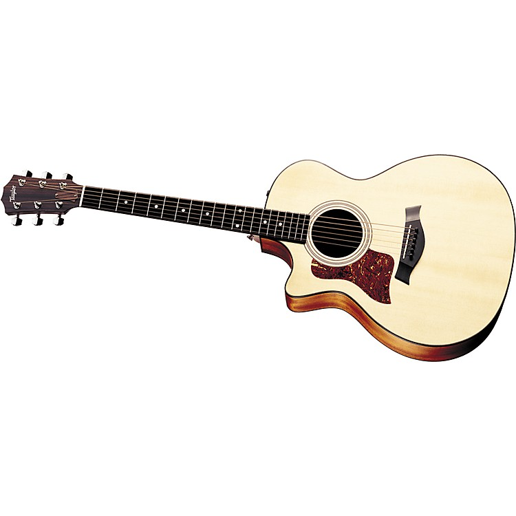 Taylor 314-CE Left-Handed Grand Auditorium Acoustic-Electric Guitar