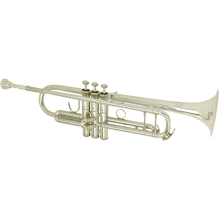 B&S 3143 Challenger II Series Bb Trumpet Silver plated