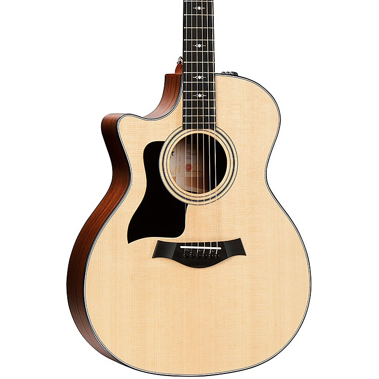Taylor314ce-LH V-Class Grand Auditorium Left-Handed Acoustic-Electric GuitarNatural