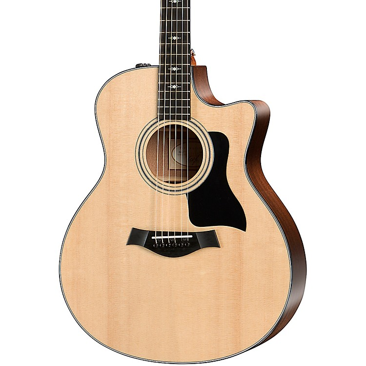 Taylor316ce Grand Symphony Acoustic-Electric GuitarNatural