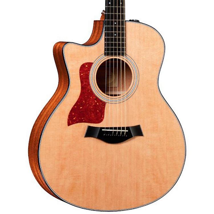 Taylor316ce-L Sapele/Spruce Grand Symphony Left-Handed Acoustic-Electric Guitar