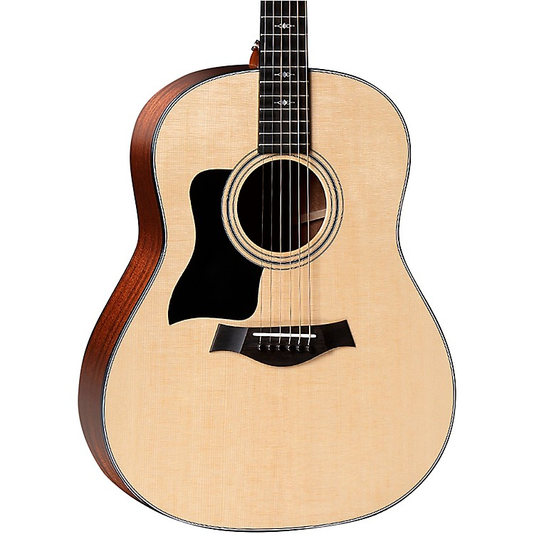 Taylor317 Grand Pacific Dreadnought Left-Handed Acoustic GuitarNatural
