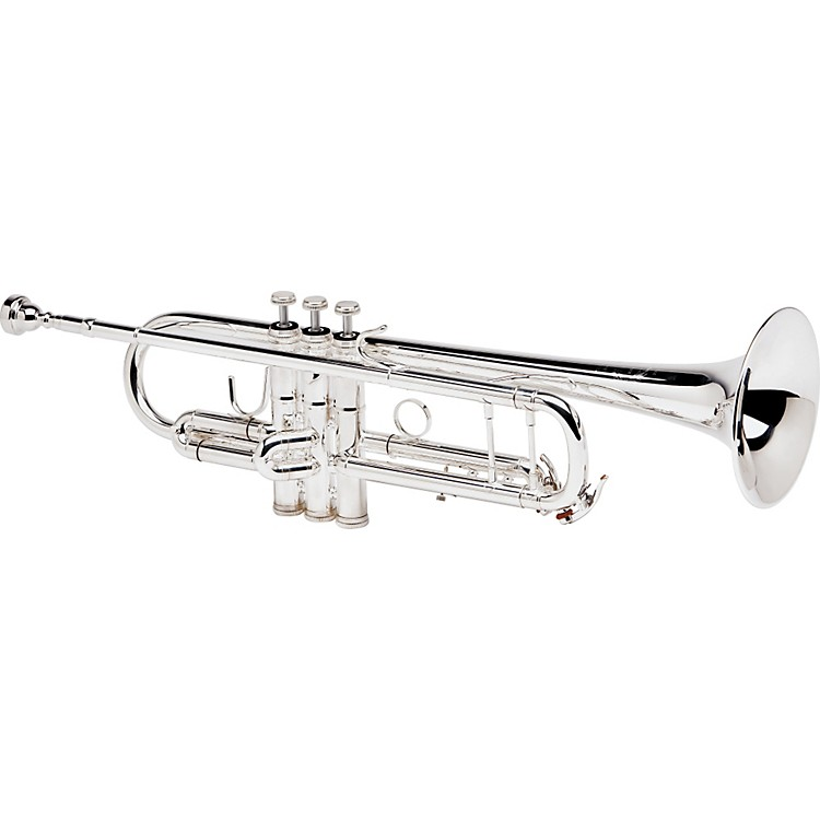 B&S 3172/2-S Challenger II Bb Trumpet 3172/2-S Silver