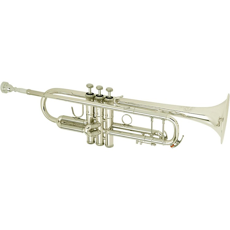 B&S 3172 Challenger II Series Bb Trumpet with Reverse Leadpipe Silver