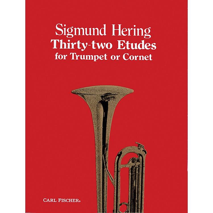 Carl Fischer32 Etudes for Trumpet or Cornet