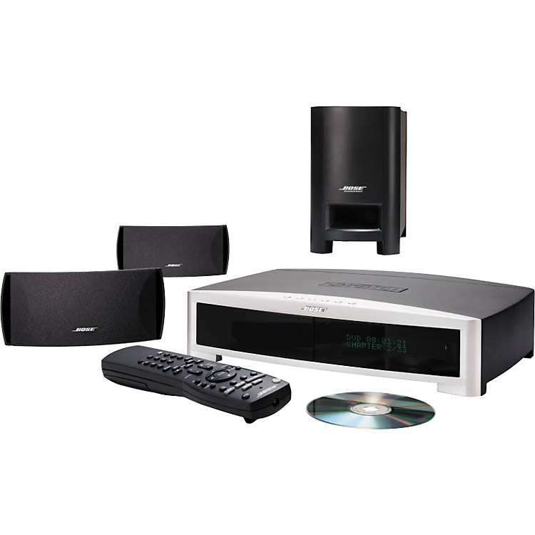 bose 321 series ii dvd home entertainment system music123. Black Bedroom Furniture Sets. Home Design Ideas