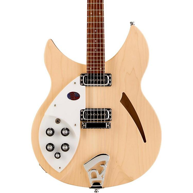 Rickenbacker330 Left-Handed Electric GuitarMapleglo