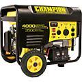 Champion Power Equipment3500/ 4000 Watt Portable Gas-Powered Remote Start Generator thumbnail