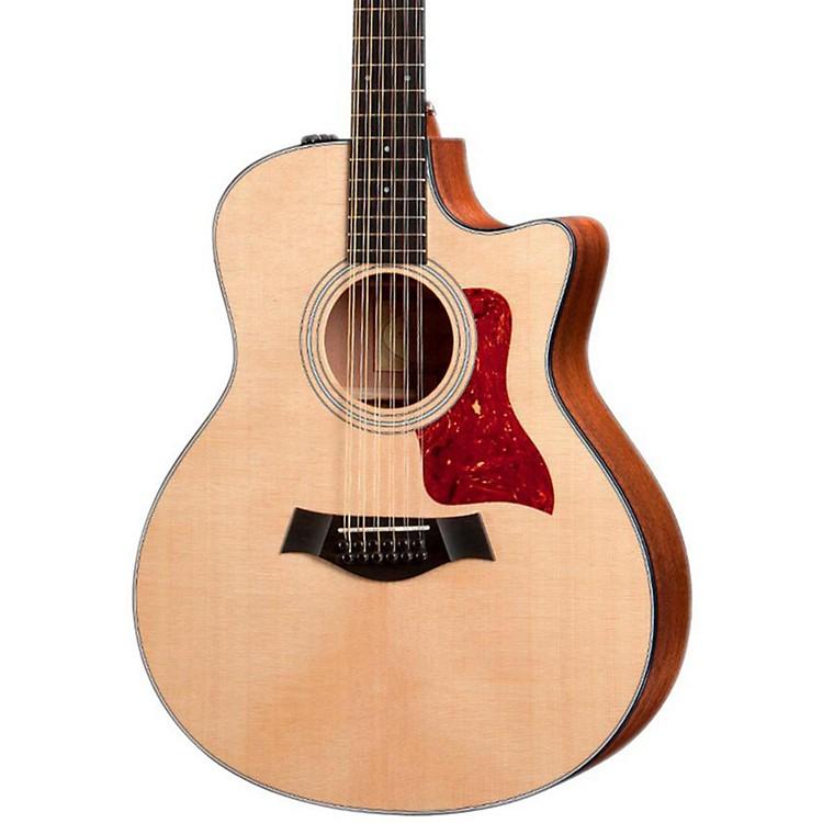 Taylor356ce Sapele/Spruce Grand Symphony 12-String Acoustic-Electric Guitar