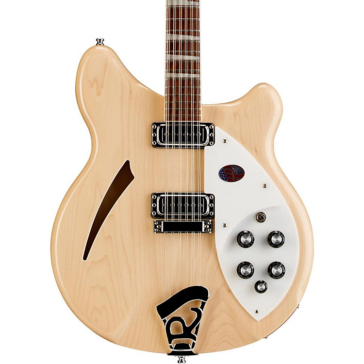 Rickenbacker360 12-String Electric GuitarJetglo