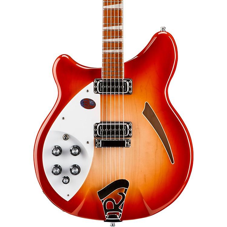Rickenbacker360 Left-Handed Electric GuitarFireglo