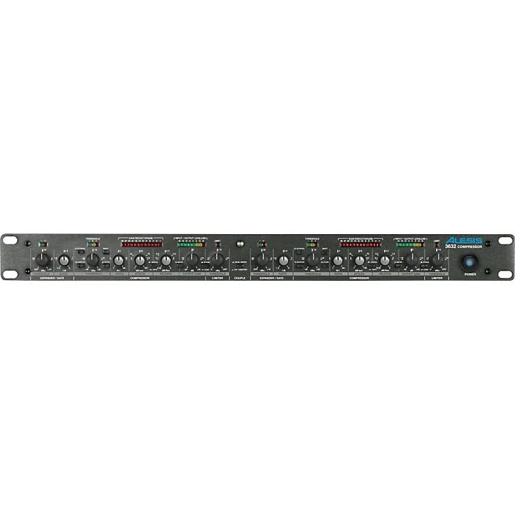 Alesis3632 Dual Channel Compressor / Limiter / Gate