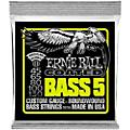 Ernie Ball 3836 Coated Bass Strings - 5-String Bass Strings
