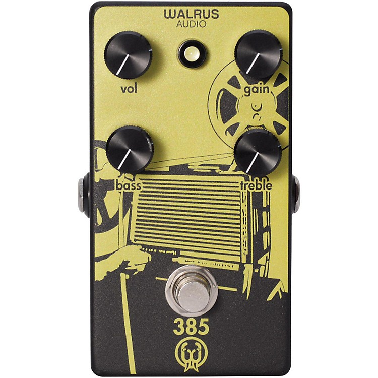 Walrus Audio385 Overdrive Effects Pedal