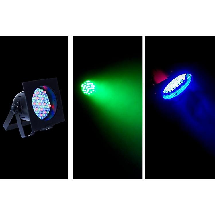 American DJ38B LED Pro DMX LED PAR Can