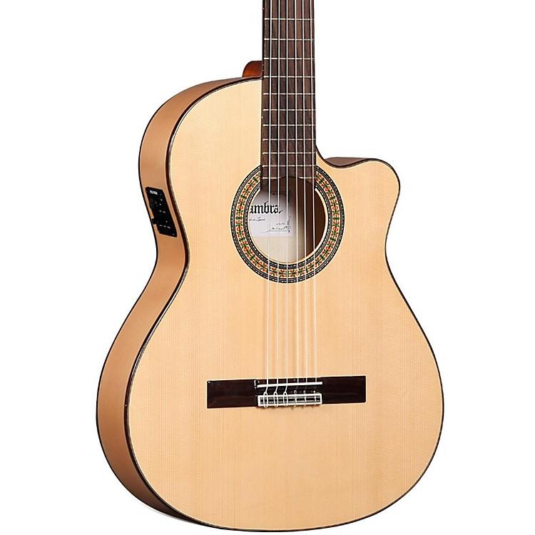 Alhambra3F CT Flamenco Acoustic-Electric GuitarGloss Natural