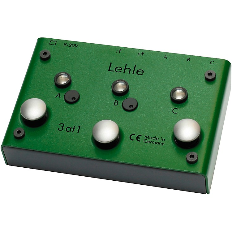 Lehle3at1 SGoS Switcher Guitar Pedal