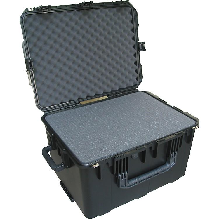 SKB3i-2317-14B Military Standard Waterproof Case with WheelsCubed Foam