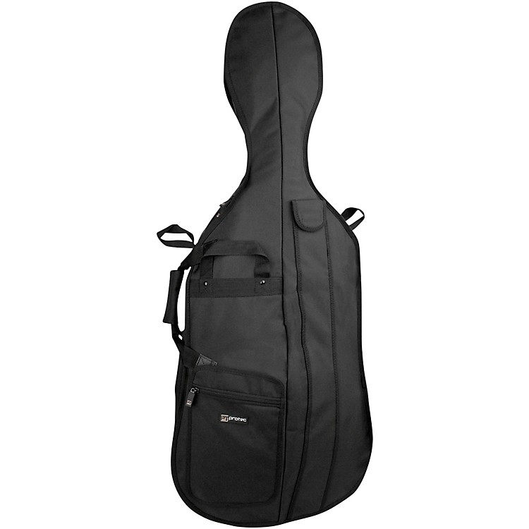 Protec4/4 Cello Gig Bag - Silver Series3/4 Size