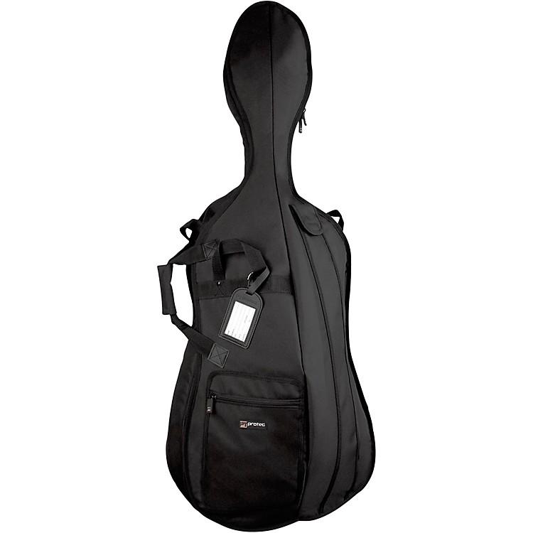 Protec4/4 Cello Gig Bag - Silver Series4/4 Size