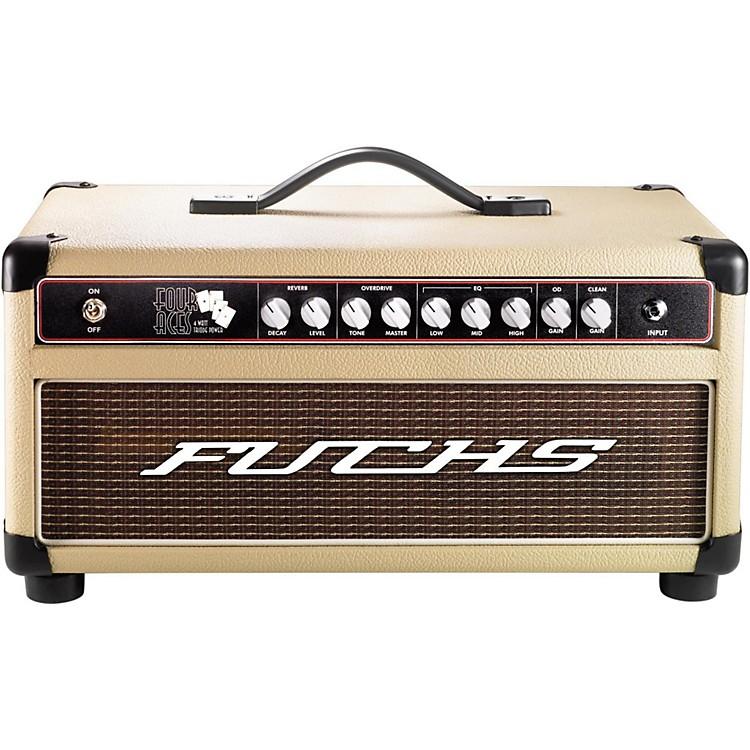 Fuchs 4 Aces 4W Tube Guitar Head | Music123