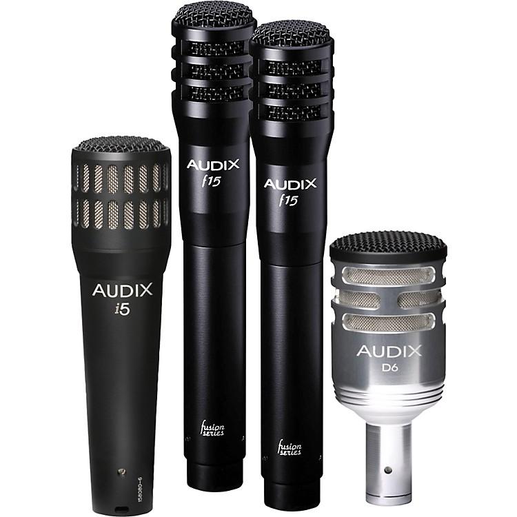 Audix4-Piece Drum Pack