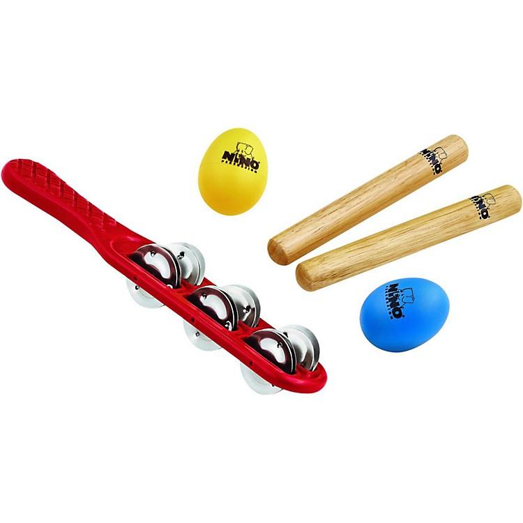 Nino4-Piece Hand Percussion Rhythm Set