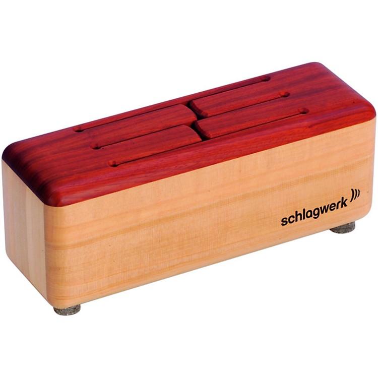 SCHLAGWERK4-Pitch Log Drum PadoukC/E/G/B