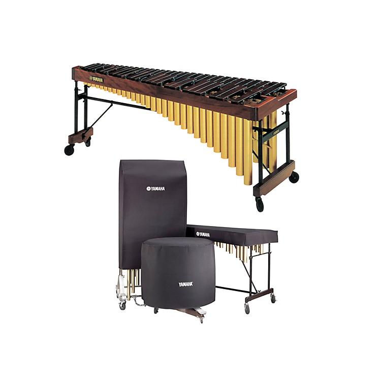 Yamaha4.3 Octave Professional Rosewood Marimba