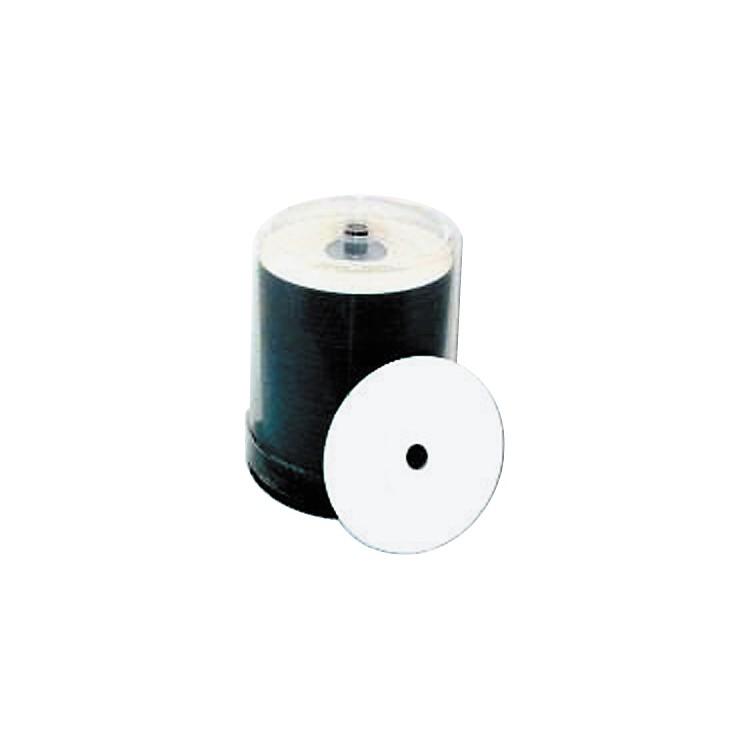 Taiyo Yuden4.7GB DVD+R, 8X, White Thermal, Everest Hub-Printable, 100 Disc Spindle
