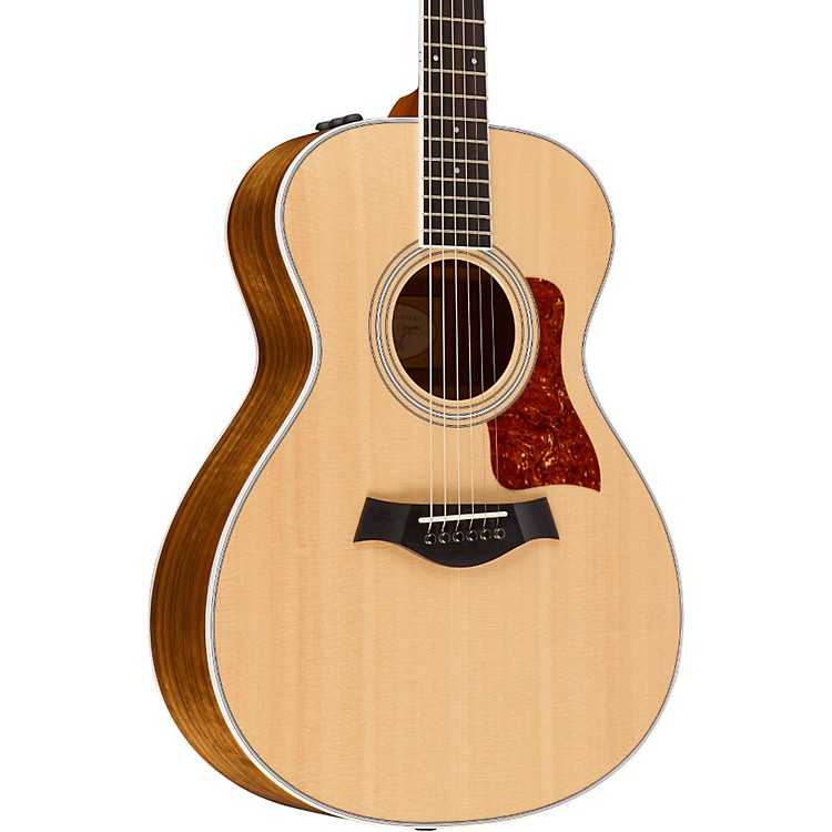 Taylor 400 Series 412e Grand Concert Acoustic-Electric Guitar Natural