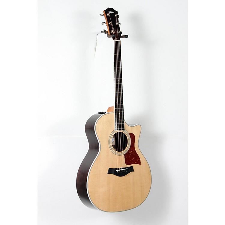 Taylor400 Series 414ce-R Rosewood Grand Auditorium Acoustic-Electric GuitarNatural888365920344