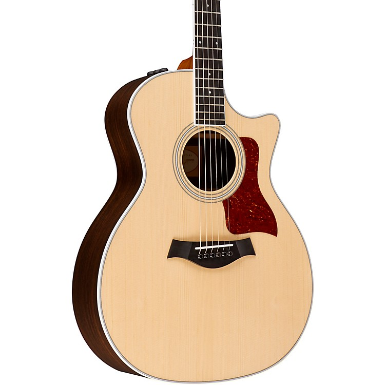 Taylor 400 Series 414ce-R Rosewood Grand Auditorium Acoustic-Electric Guitar Natural 888365920344