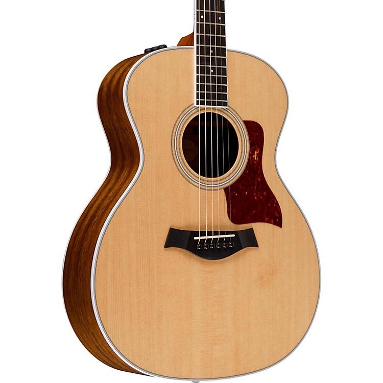 Taylor400 Series 414e Grand Auditorium Acoustic-Electric GuitarNatural