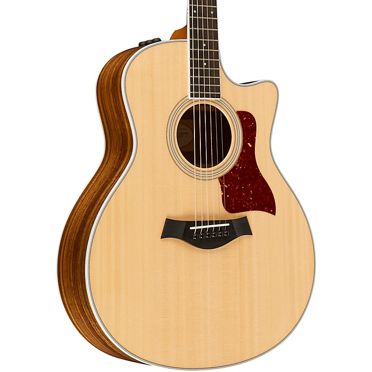 Taylor 400 Series 416ce Grand Symphony Acoustic-Electric Guitar Natural