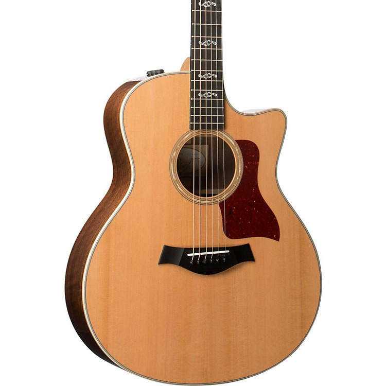 Taylor400 Series 416ce Limited Edition Grand Symphony Acoustic-Electric GuitarNatural