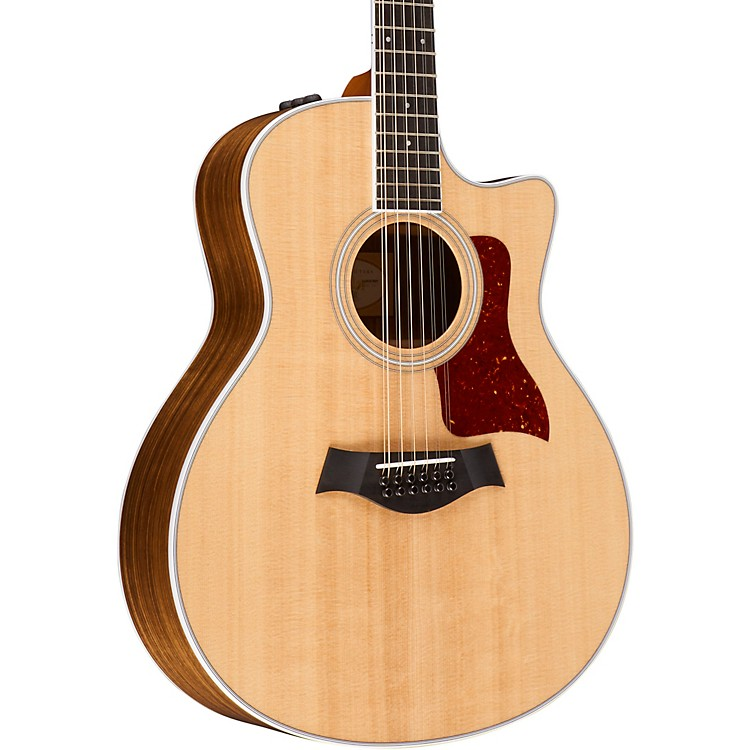Taylor 400 Series 456ce Grand Symphony 12-String Acoustic-Electric Guitar Natural