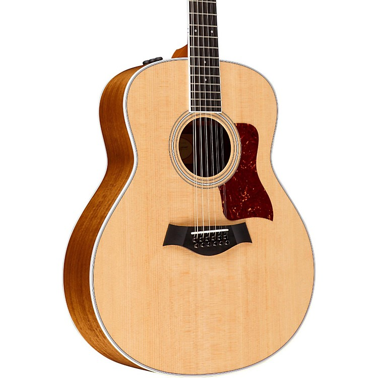 Taylor400 Series 458e Grand Orchestra 12-String Acoustic-Electric GuitarGloss