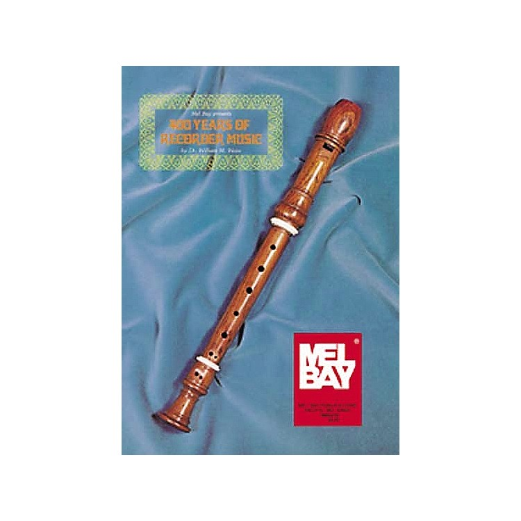 Mel Bay400 Years of Recorder Music