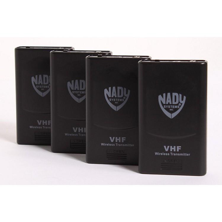 Nady401X Quad HM-3 Headset Wireless SystemBand E4, F, H, E886830037832