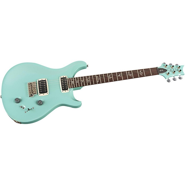 PRS408 with Pattern Thin Neck and Nickel Hardware Electric GuitarSea Foam Green